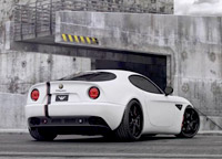 Alfa Romeo 8C от Wheelsandmore