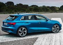 Audi A3 Sportback IV