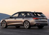 Audi A4 Avant (B9) FL
