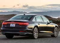 Audi A8 (D5)