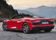 Audi R8 II RWD Spyder