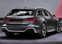 Audi RS6 Avant (C8)