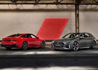 Audi RS6 и RS7 Sportback