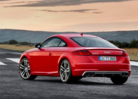Audi TTS Coupe 3
