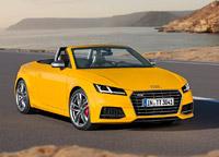 Audi TTS Roadster 3