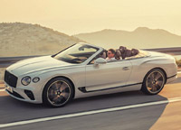 Bentley Continental GTC III