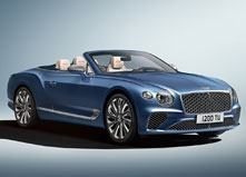 Bentley Continental GTC by Mulliner