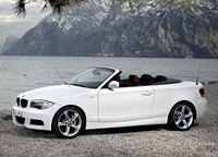 BMW 1-Series Convertible (E88)