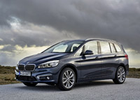BMW 2-Series Gran Tourer (F46)