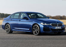 BMW 5-Series (G30) 2021
