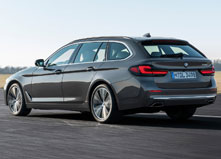 BMW 5-Series Touring (G31) 2021