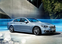 BMW 5-Series ActiveHybrid (F10)
