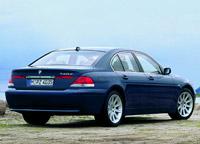 BMW 7-Series (E65)