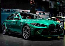 BMW M3 (G80)