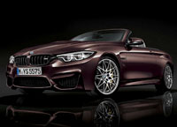 BMW M4 Convertible (F83)