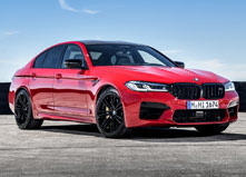 BMW M5 Competition (F90) 2021