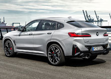 BMW X4 (G02)