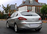 Chery M11 Hatchback