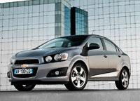 Chevrolet Aveo 2 седан