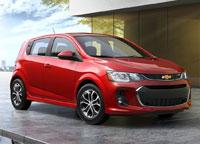 Chevrolet Sonic 5D