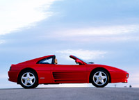 Ferrari 348 Targa