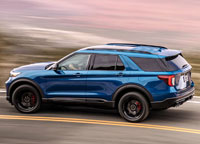 Ford Explorer 6 ST