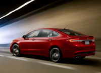 Ford Fusion 2 Sport USA