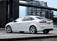 Ford Mondeo 4 Hatchback
