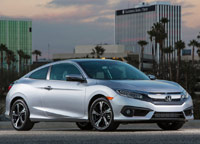Honda Civic 10 Coupe USA