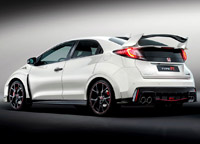 Honda Civic Type R 4