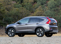 Honda CR-V 4 USA