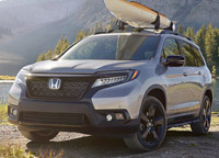 Honda Passport 3
