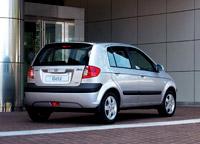 Hyundai Getz 5D
