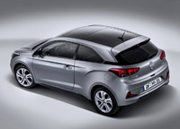 Hyundai i20 II Coupe