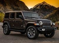 Jeep Wrangler 4 (JL)