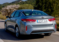 Kia Optima 4 PHEV