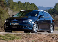 Kia Optima 4 Sportswagon
