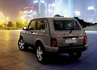 Lada 4x4 Urban 3D