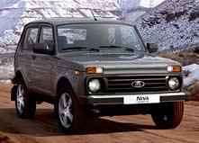 Lada Niva Legend 3D