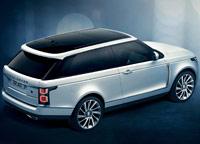 Range Rover SV Coupe