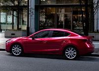 Mazda 3 седан III