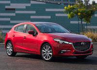 Mazda 3 хэтчбек III