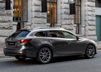 Mazda 6 III Station Wagon