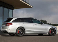 Mercedes-AMG C63 Estate