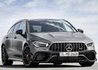 Mercedes-AMG CLA 45 Shooting Brake (C118)
