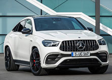 Mercedes-AMG GLE 63 Coupe II