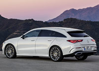 Mercedes CLA II Shooting Brake