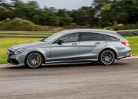 Mercedes-AMG CLS 63 Shooting Brake