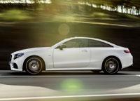 Mercedes E-Class Coupe C238