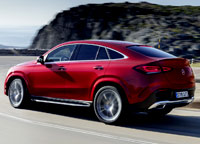 Mercedes GLE Coupe II